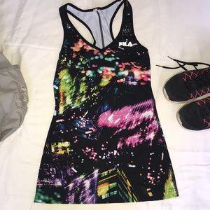 FILA workout shirts